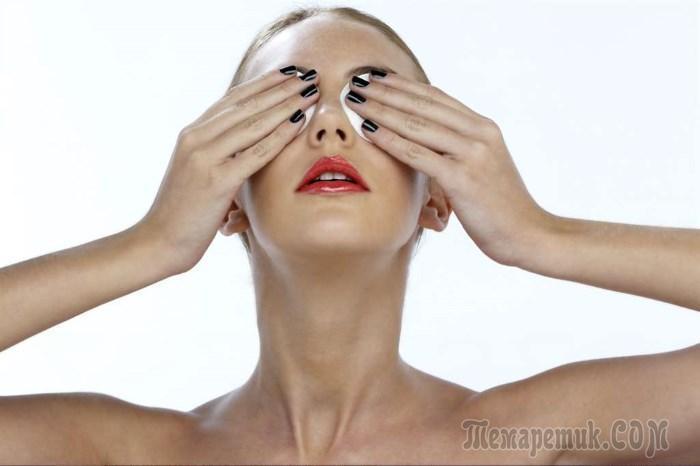 Домашние маски против темных кругов под глазами – 2 простых и эффективных рецепта - Леди