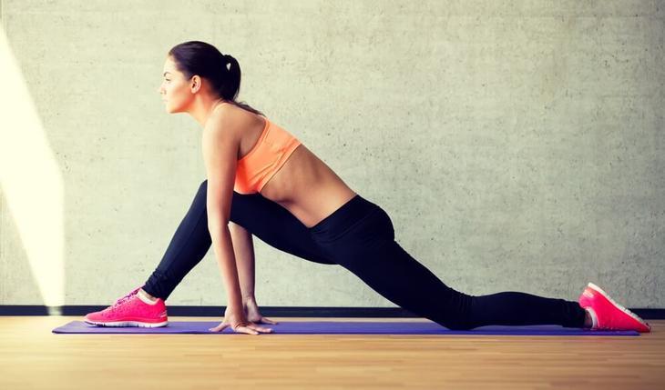 Ваше тело почувствует эффект после первой же тренировки
