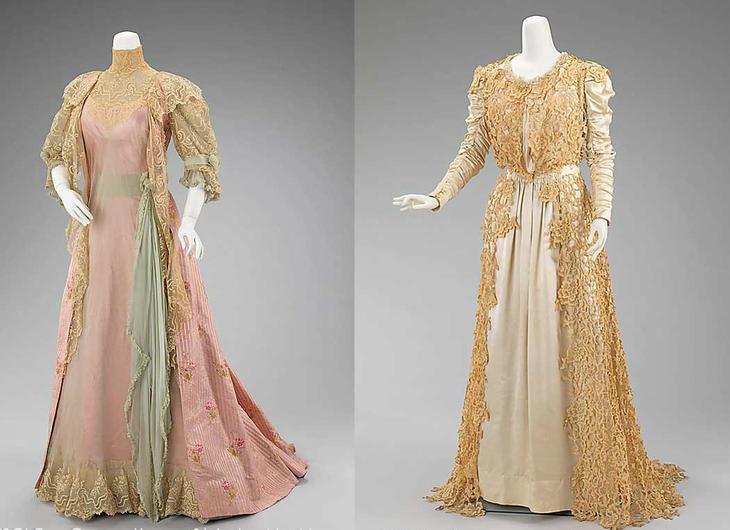 Что такое чайное платье?