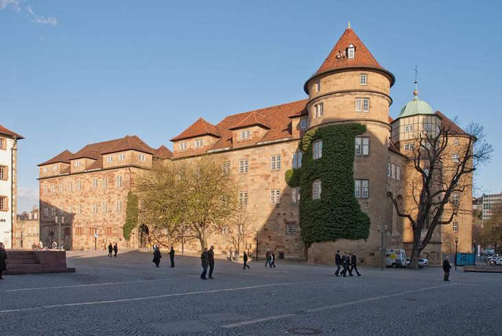 Старый Замок Штутгарта