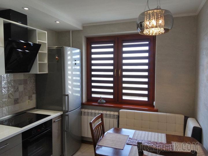 Моя кухня: ремонт, сделанный раз и навсегда