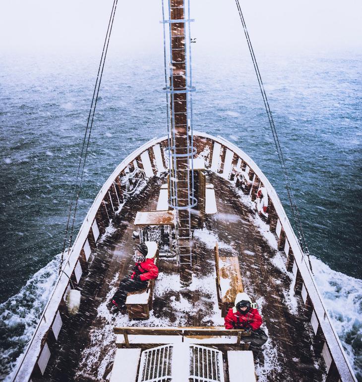 Путешествие по Исландии в поисках китов loverme