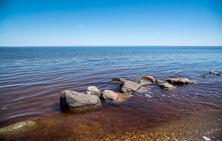 Озеро Виннипег