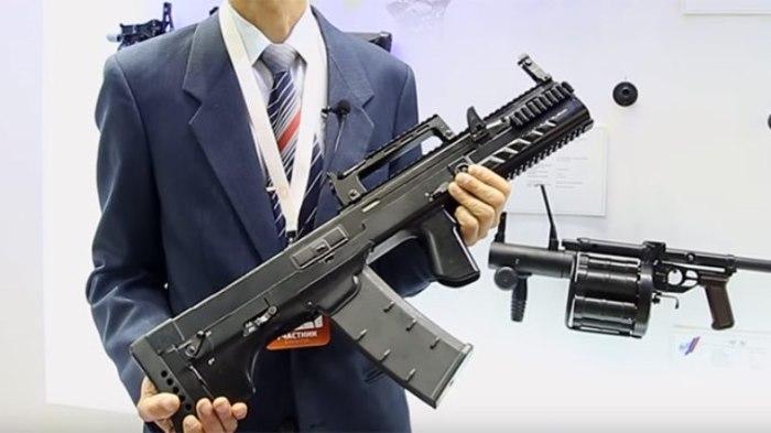 Автомат ШАК-12 – оружие, от которого не существует укрытий