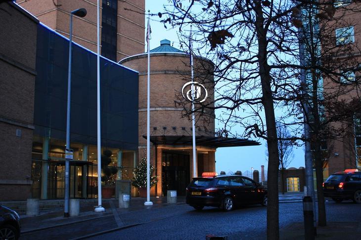 Отель Hilton в Белфасе