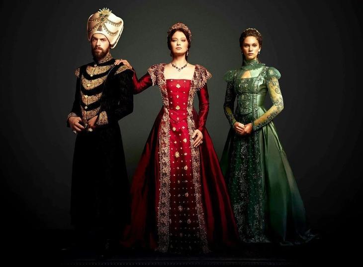 Сериал «Великолепный век»: актеры в жизни