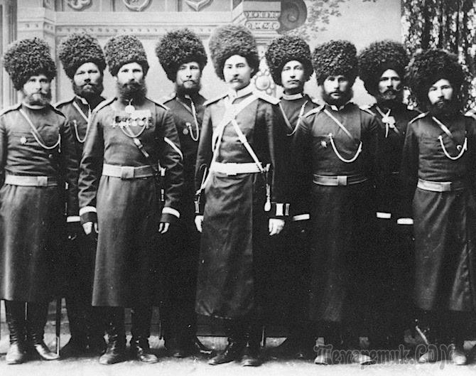 Самые бесстрашные народы и сословия в истории России