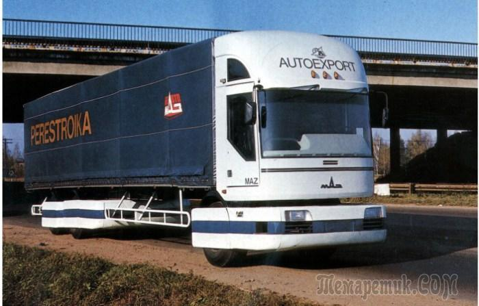 10 малоизвестных советских автомобилей, которые не видели рядовые водители