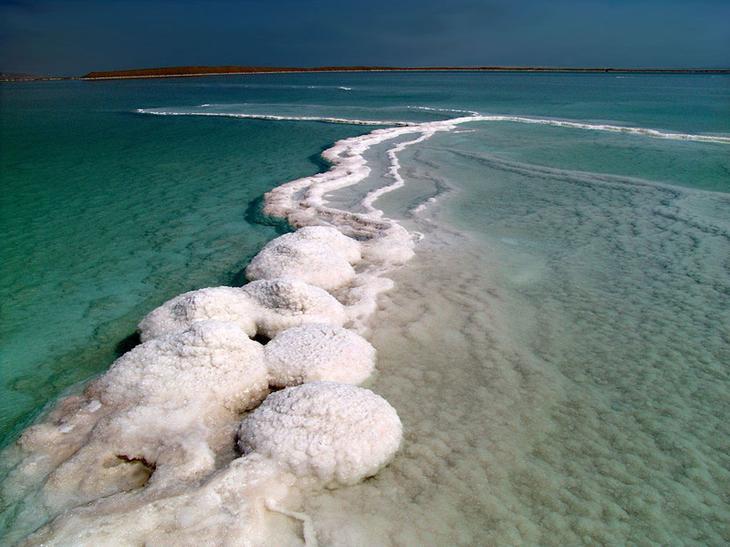 Мертвое море вода, израиль, мертвое море