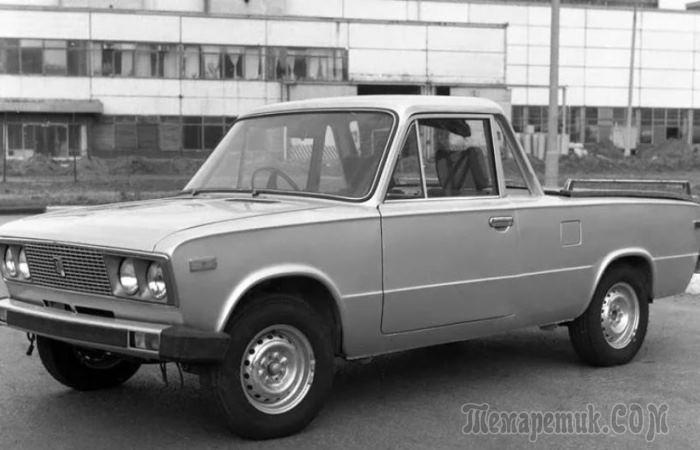 7 раритетных «Жигулей», которые видел далеко не каждый советский гражданин