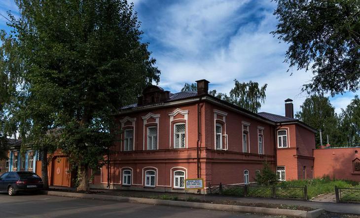 Мемориальный музей Б.Л. Пастернака