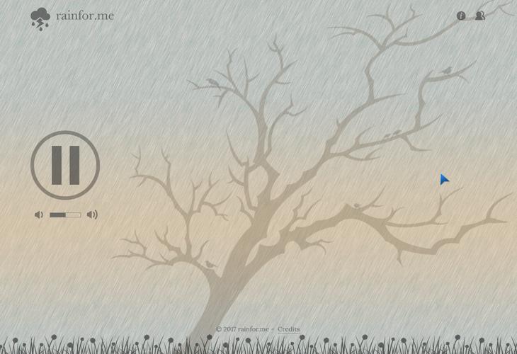 Рис. 12 – Дождь, даже если за окном жара или мороз