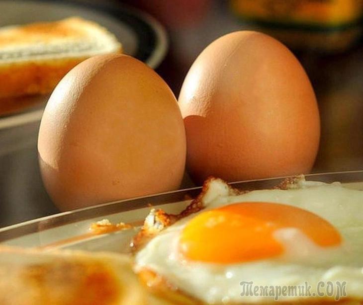9 вещей, которые произойдут с вашим телом, если есть по 2 яйца каждый день