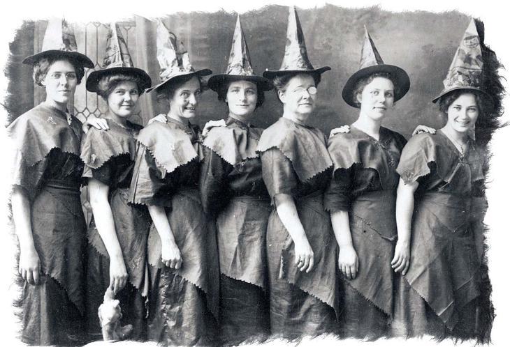 Как узнать что девушка ведьма