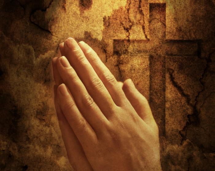 Молитва Честному Кресту - спасение души