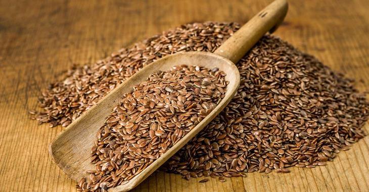 Семена льна улучшают работу кишечника