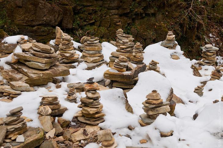 Национальный парк Брайс-Каньон. Фото