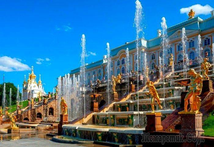 Секреты Петергофа: как создавалась российская «столица фонтанов»