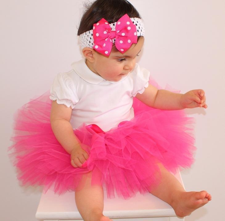 Юбка-пачка для маленькой девочки своими руками