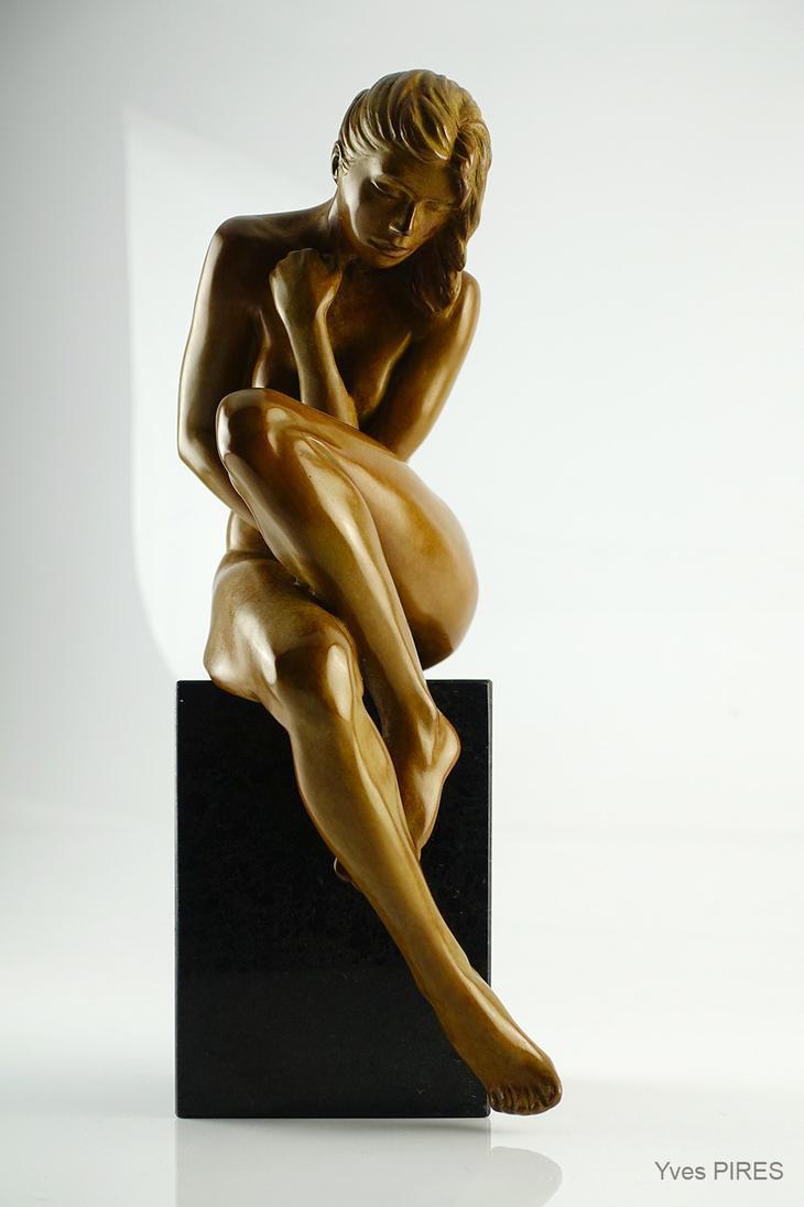 Yves Pires - Sculptures : Amélie