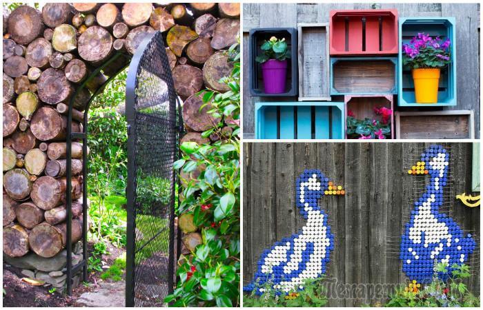 Дизайн красивого палисадника перед домом — хитрости оформления и обустройства двора