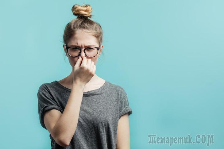 7 мерзких запахов тела, которые говорят о проблемах со здоровьем