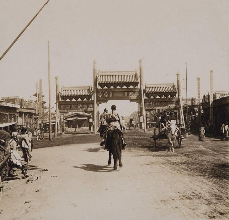 Редчайшие кадры Китая времён династии Цин: природа, люди, города безвозвратно ушедшей эпохи 23