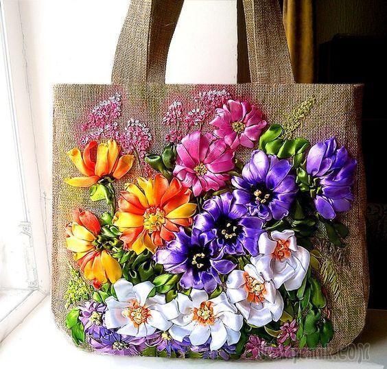 20 удачных идей декора одежды и сумок