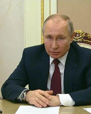 Немцы восхитились реакцией Путина на высказывания Байдена