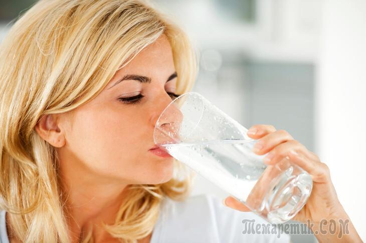 Как часто нужно пить