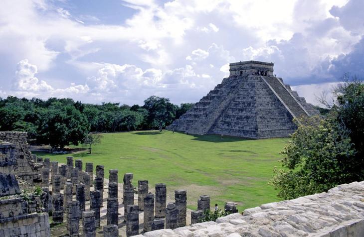 Если бы древние цивилизации не исчезли 14