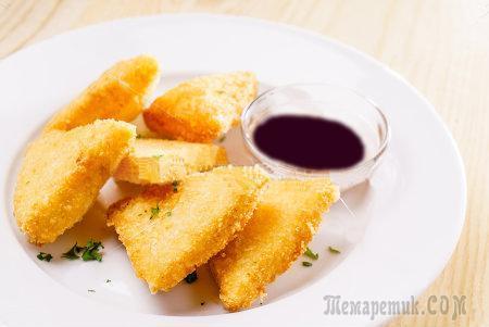 Сыр фри рецепт с фото