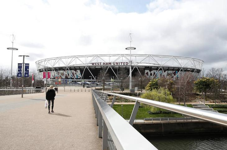Олимпийский стадион. Лондон, Великобритания