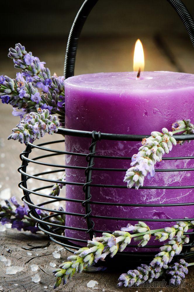 fullsize Свечи своими руками из восковых мелков в домашних условиях