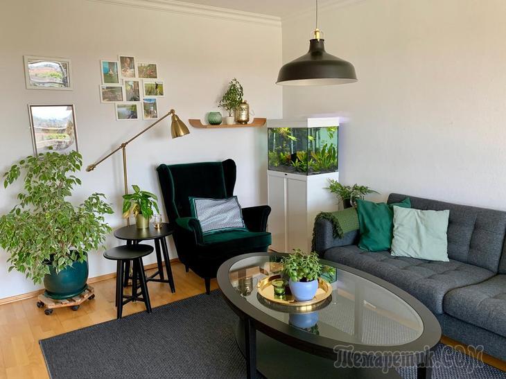 Минчанка из Мюнхена показывает, в какой квартире живет