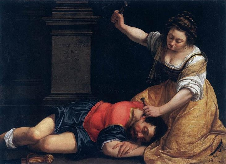 «Иаиль и Сисара» (ок. 1620)