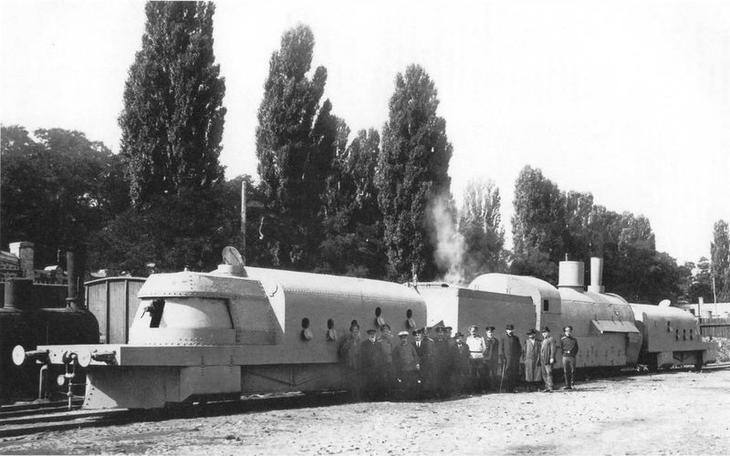 История оружия: как Россия сделала лучшие бронепоезда в мире