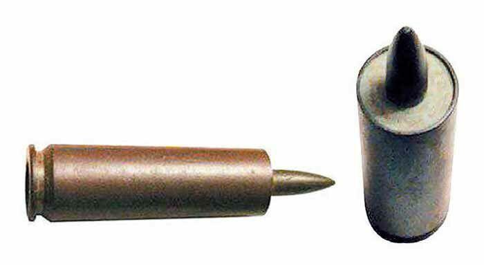 «Пьяный выстрел»: зачем в СССР создали револьвер, стреляющий спиртовыми патронами