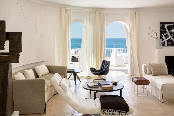Уютный домик на побережье Тирренского моря