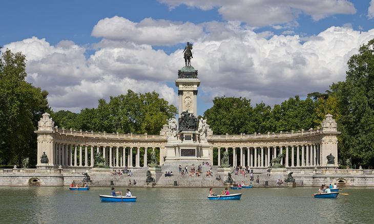 Парк дель Ретиро