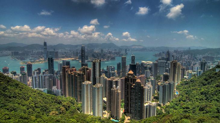 Гонконг  виды, города, история, факты, фото