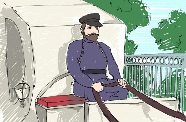 История происхождения фамилий, Как связаны Юрий Гагарин и Всеволод Большое Гнездо