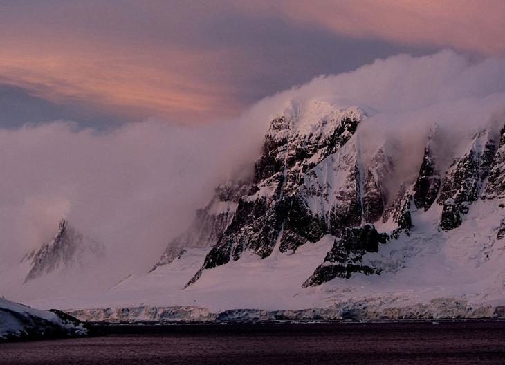 Путешествие Антарктиду
