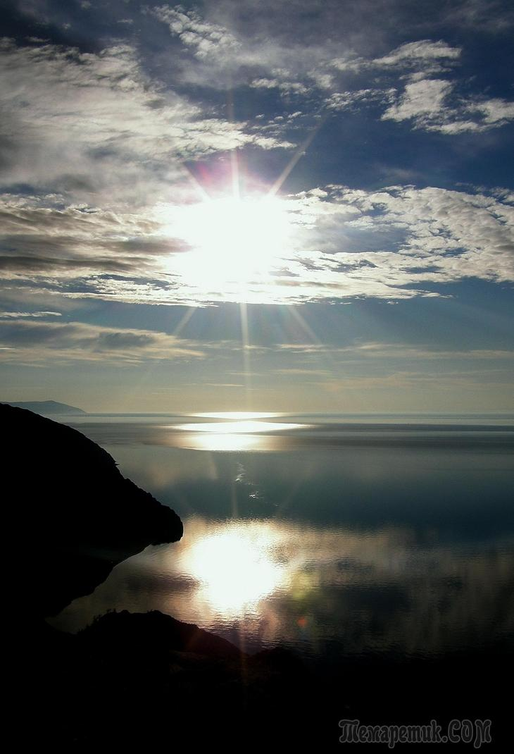 Солнце и его свет