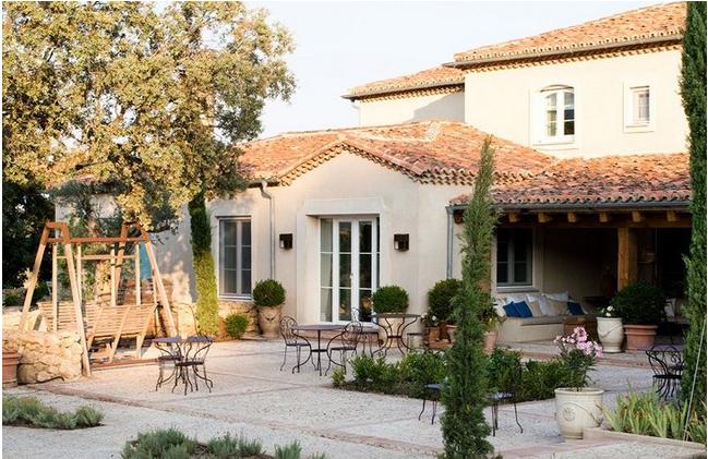 Поместье La Casa de los Tomillares в Испании