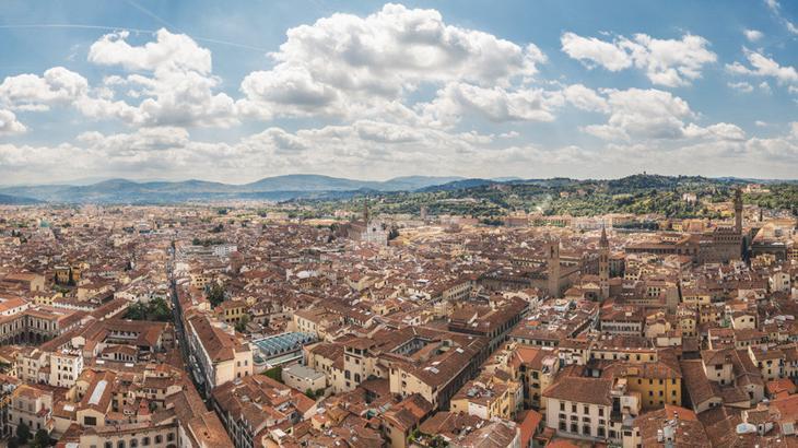 Флоренция, Италия виды, города, история, факты, фото