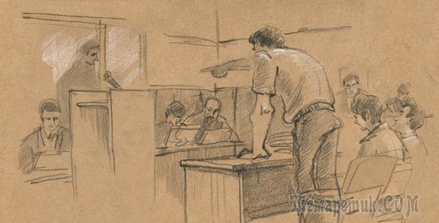 Случайный свидетель. Судебный произвол в Сургуте