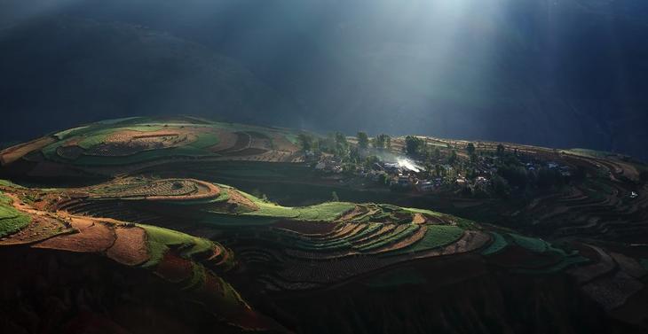 aerials12 55 аэрофотографий о том, что наша планета самая красивая
