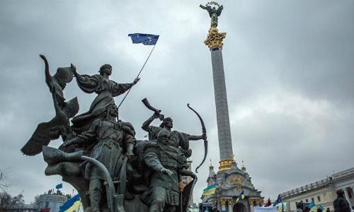 Над Украиной нависла угроза