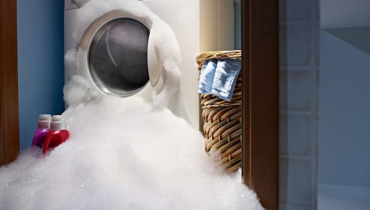 Как почистить стиральную машину автомат уксусом